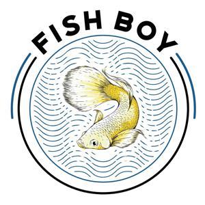 Fish Boy Logo