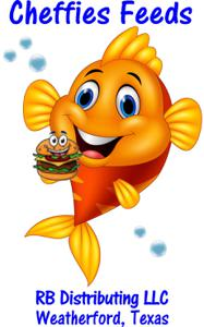 Fish Food & Supplies Logo