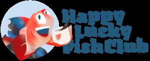 Happy Lucky Fish Club Logo