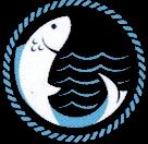 JC's Fish And Shrimp Logo