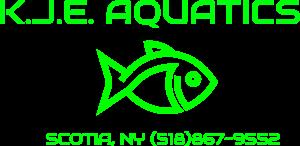 KJE AQUATICS Store Logo