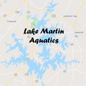 Lake Martin Aquatics Logo