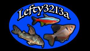 Lefty's Fish Mart Logo