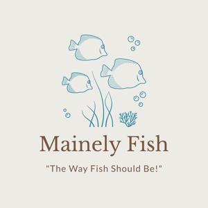 Mainely Fish Logo