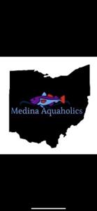 Medina Aquaholics Store Logo