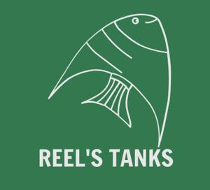 REEL'S TANKS STORE Logo