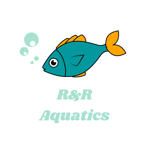 R & R Aquatics Store Logo