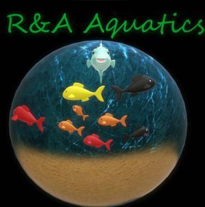 R&A Aquatics Logo