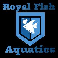 Royal Fish Aquatics Store Logo