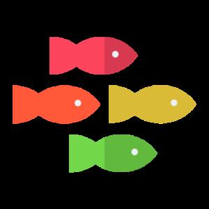 Tankful Guppy Farm Logo