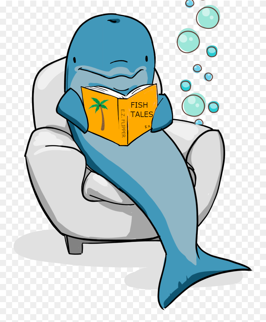 Kathys Fish Tales Logo