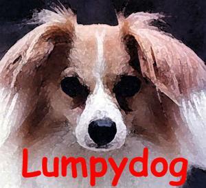 Lumpydog Aquatics Logo