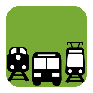Transit app that provides real-time arrival information for public transit stops.