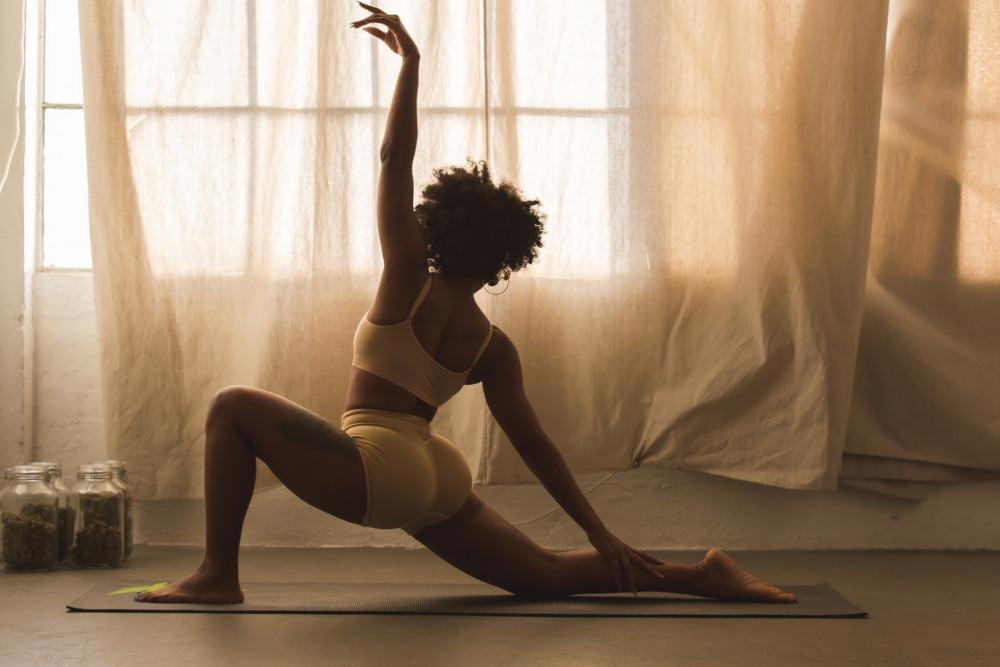 Sweet Love: Ashley Asatu On How Sweet Releaf Healed Her Ovarian Pain