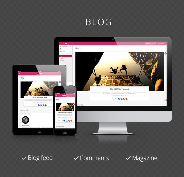 Mara Blog