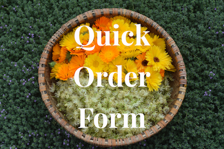 Quickorderform