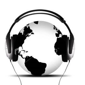 music-globe