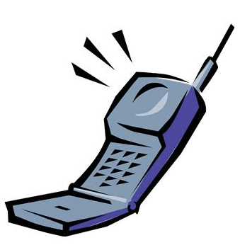 Clip Art #TBT - Breaking Up With The 90s Flip Phone ...Old Cell Phone Clip Art