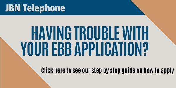 EBB Trouble?