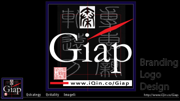 Branding Logo Design for Giap