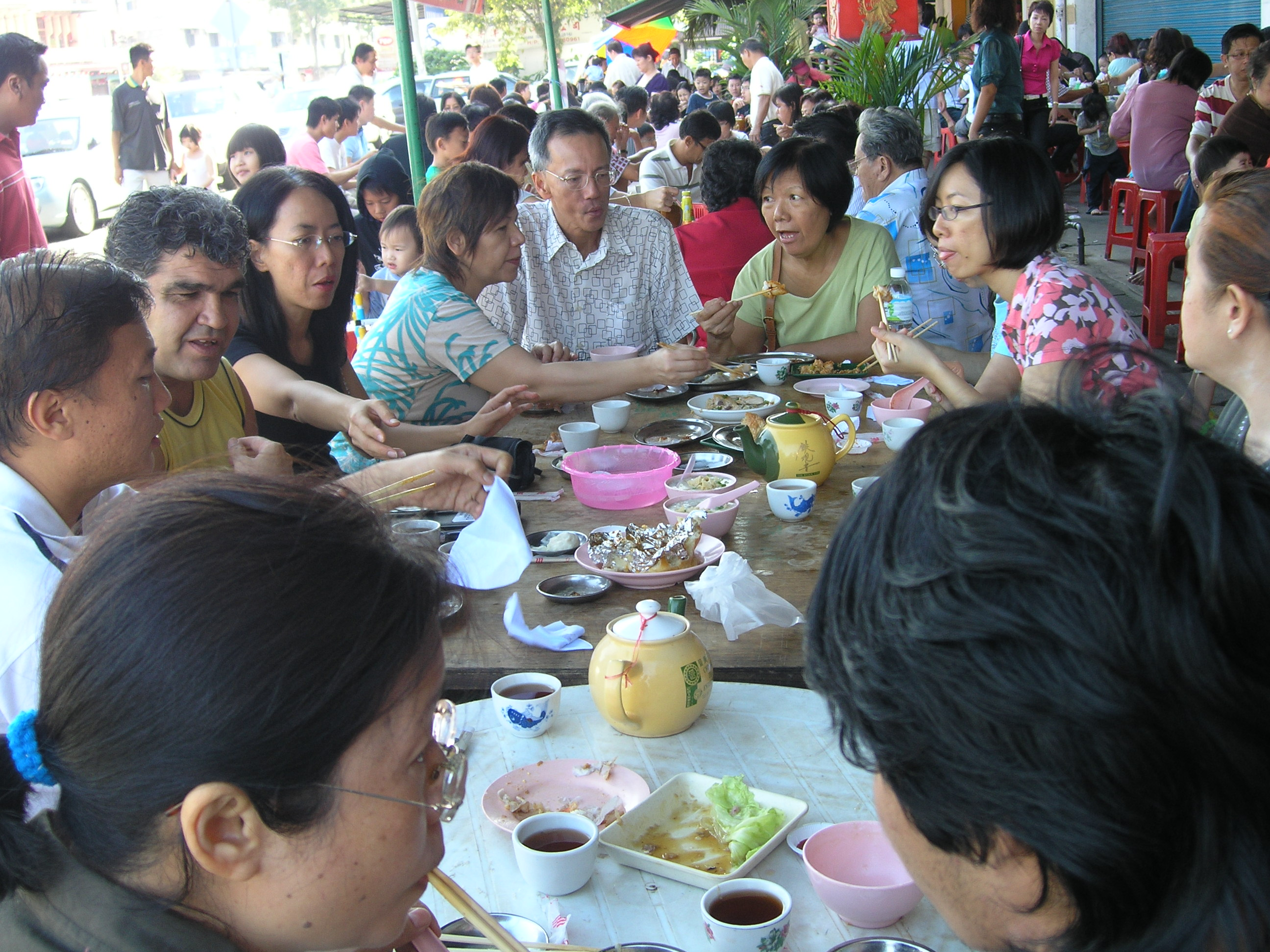 Giap Family Chinese New Year Gathering 2008. Image 19. Image size:2592x1944px