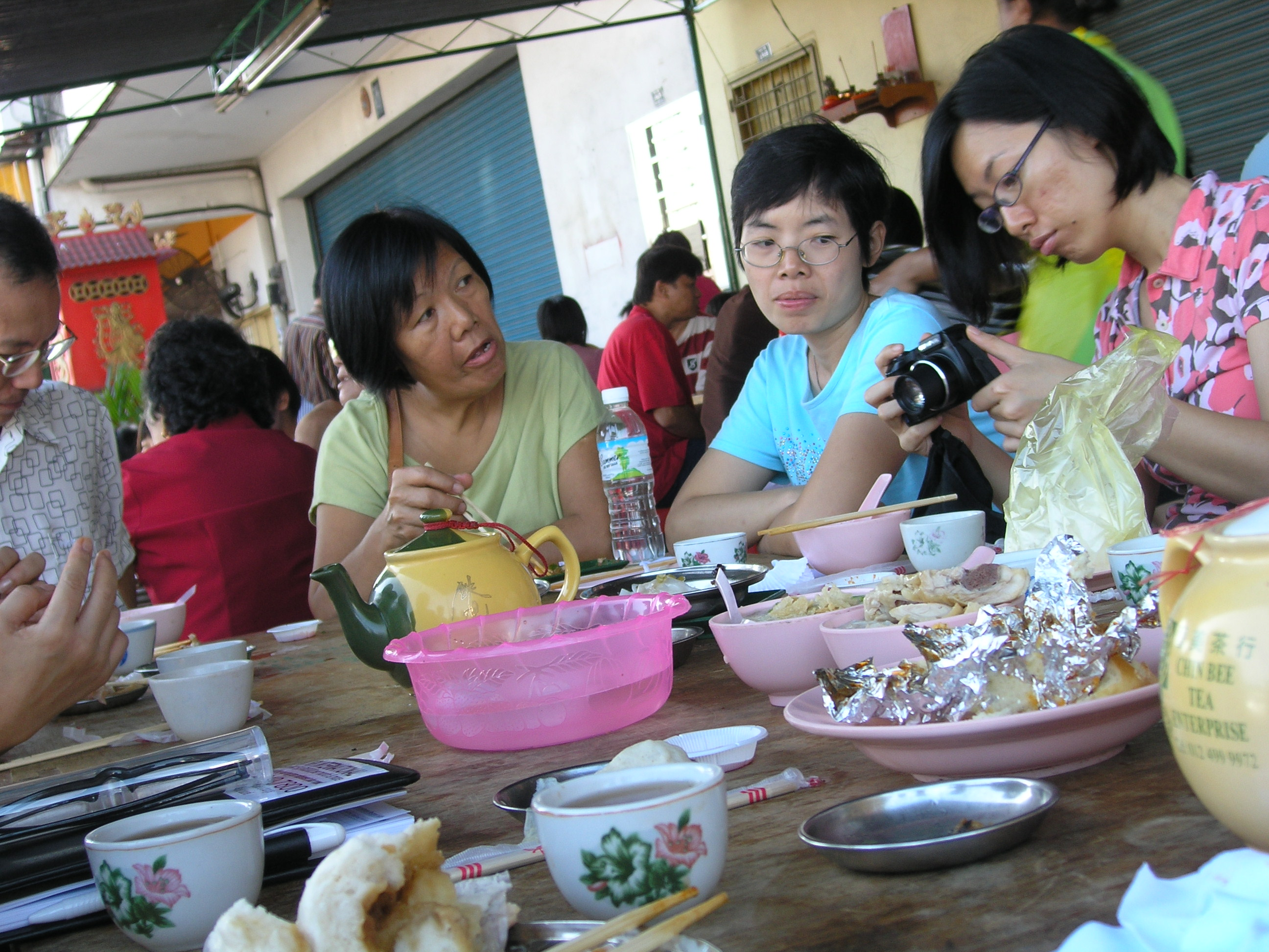 Giap Family Chinese New Year Gathering 2008. Image 25. Image size:2592x1944px