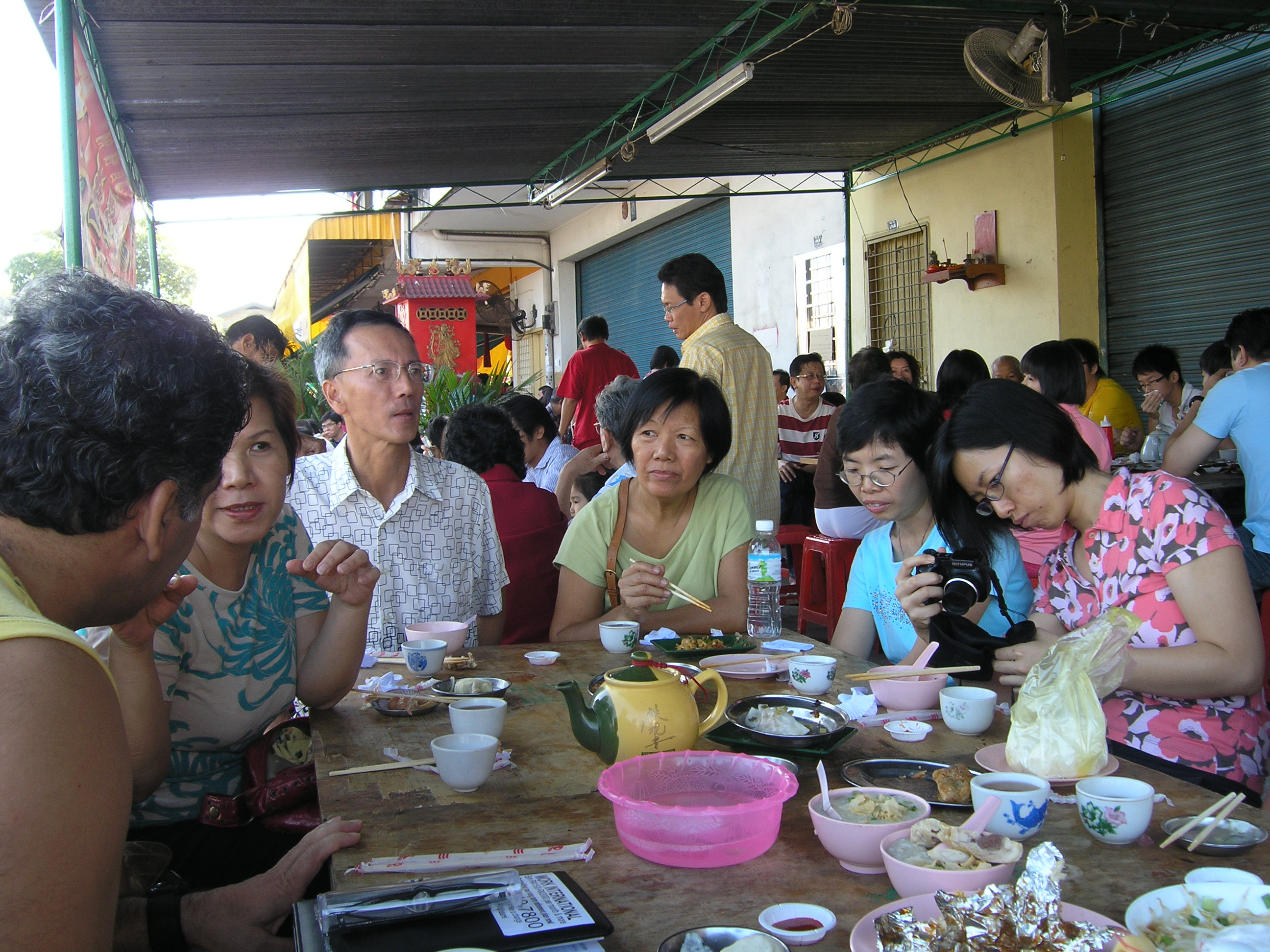 Giap Family Chinese New Year Gathering 2008. Image 26. Image size:2592x1944px