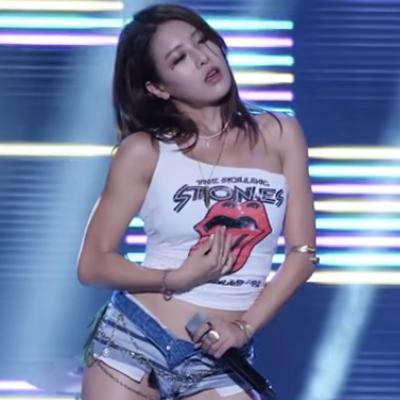 Bambino K-Pop Girl Group:Hadam Eunsol. Image 17A Image size:458x587px