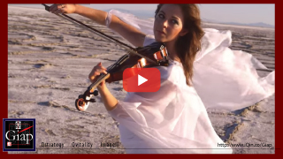 The Elements by Lindsey Stirling, Revitalize My Imagination, Revitalize my Life.