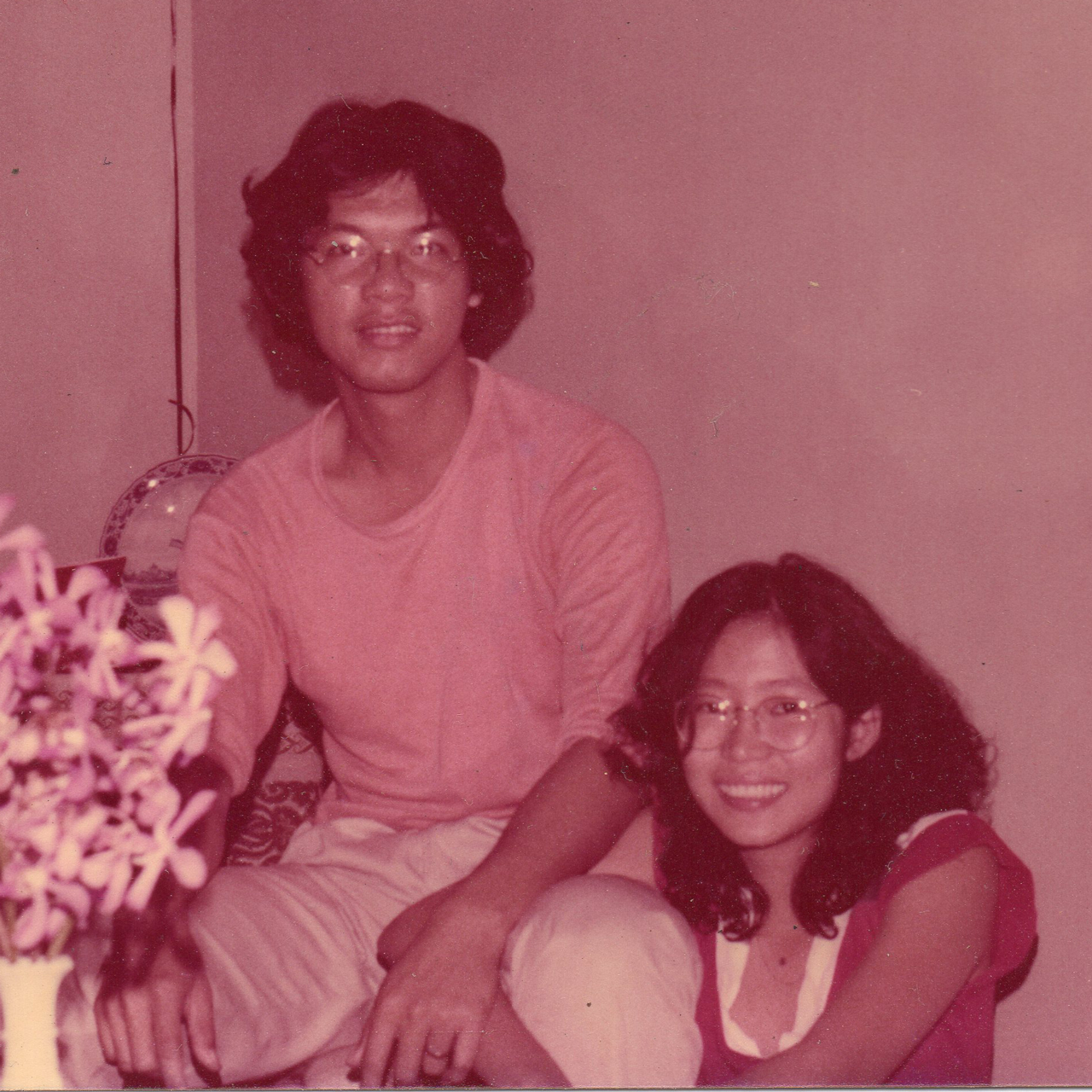 Giap and Bee Bee Early Days. Image size:1280x1280px