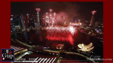 Celebrating Nation Building Success: Singapore 50th Independence Day SG50