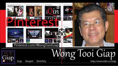 Wong Tooi Giap Pinterest Profile. Image Size:400x225