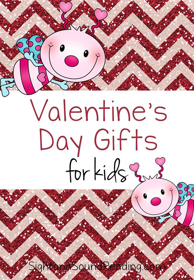 Childrens Valentine Gifts - Great gifts the kids in your life will love. Make them feel special this Valentines Day with these great gift ideas.