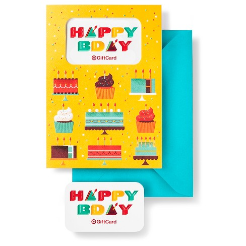 GiftCards May Be Reloaded At Any Target Store Add A Personalized Message During Checkout Mobile Excluded 195 Shipping Fee 599 For