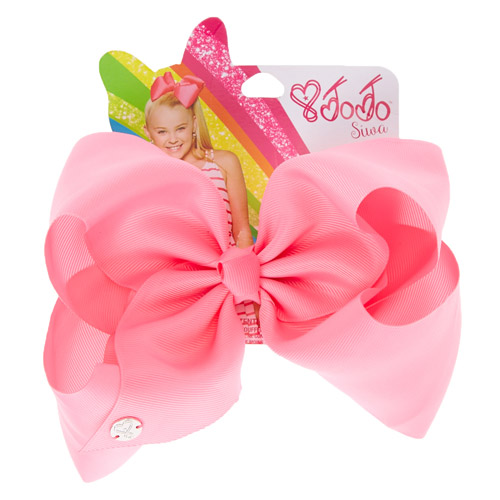 metal salon clip the jojo siwa signature bow collection is available at claires and has been inspired by jojos iconic dance hair styles featuring a