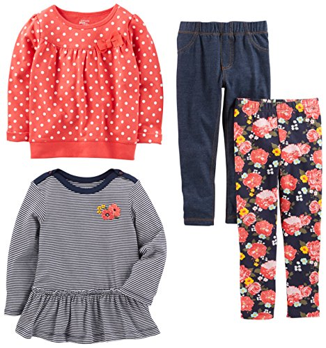 CSSD Toddler Kids Baby Girls Outfits Clothes Bowknot Knitted Sweater Tops+Skirt Set