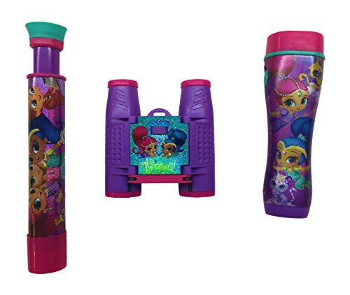 2 Bath Squirters with 6.7oz Refillable Bath Soap Dispenser nickelodeon Shimmer /& Shine Bath Time Friends Gift Set