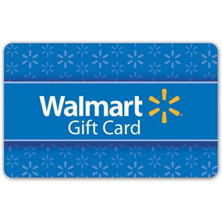 Buy Basic Blue Walmart Gift Card At