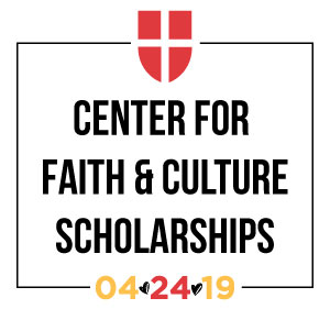 Center for Faith and Culture