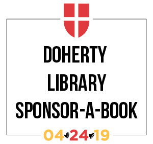 Doherty Library Sponsor-A-Book