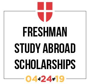 Freshman Study Abroad