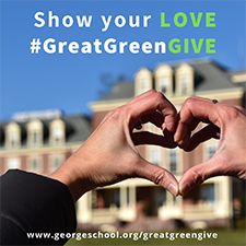 Show your Love #GreatGreenGive
