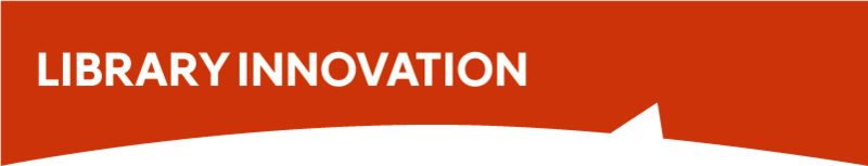 Library Innovation Fund Header Image