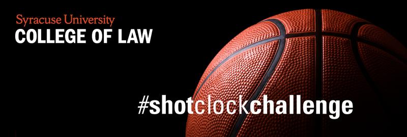 Law Shot Clock Challenge header image