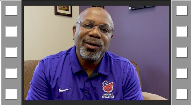President Davis talks about the Linfield Fund