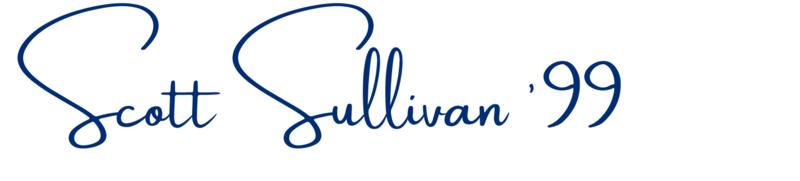 Scott Sullivan '99