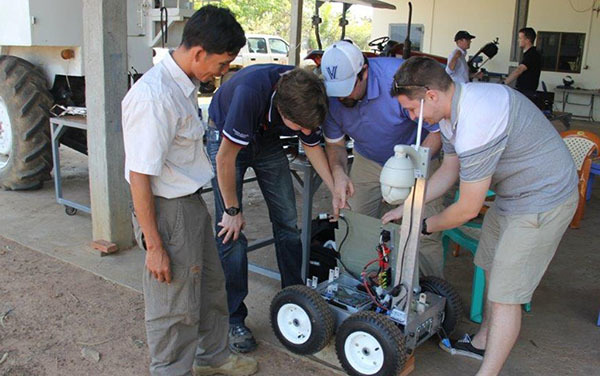Villanova Engineering Service Learning · GiveCampus