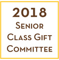 2018 Senior Class Gift Committee photo