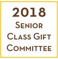 2018 Senior Class Gift Committee photo