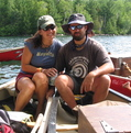 Jeff Fetterman & Taia Harlos photo